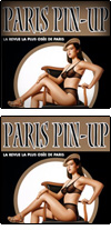 Paris pin-up